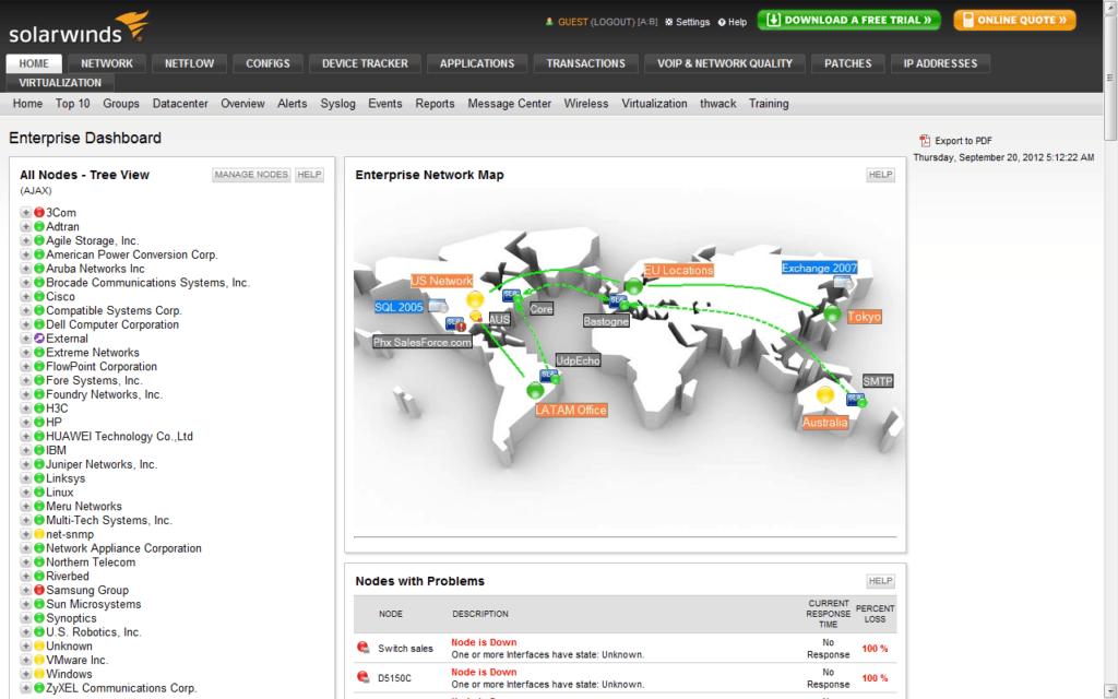 IP Monitoring Software