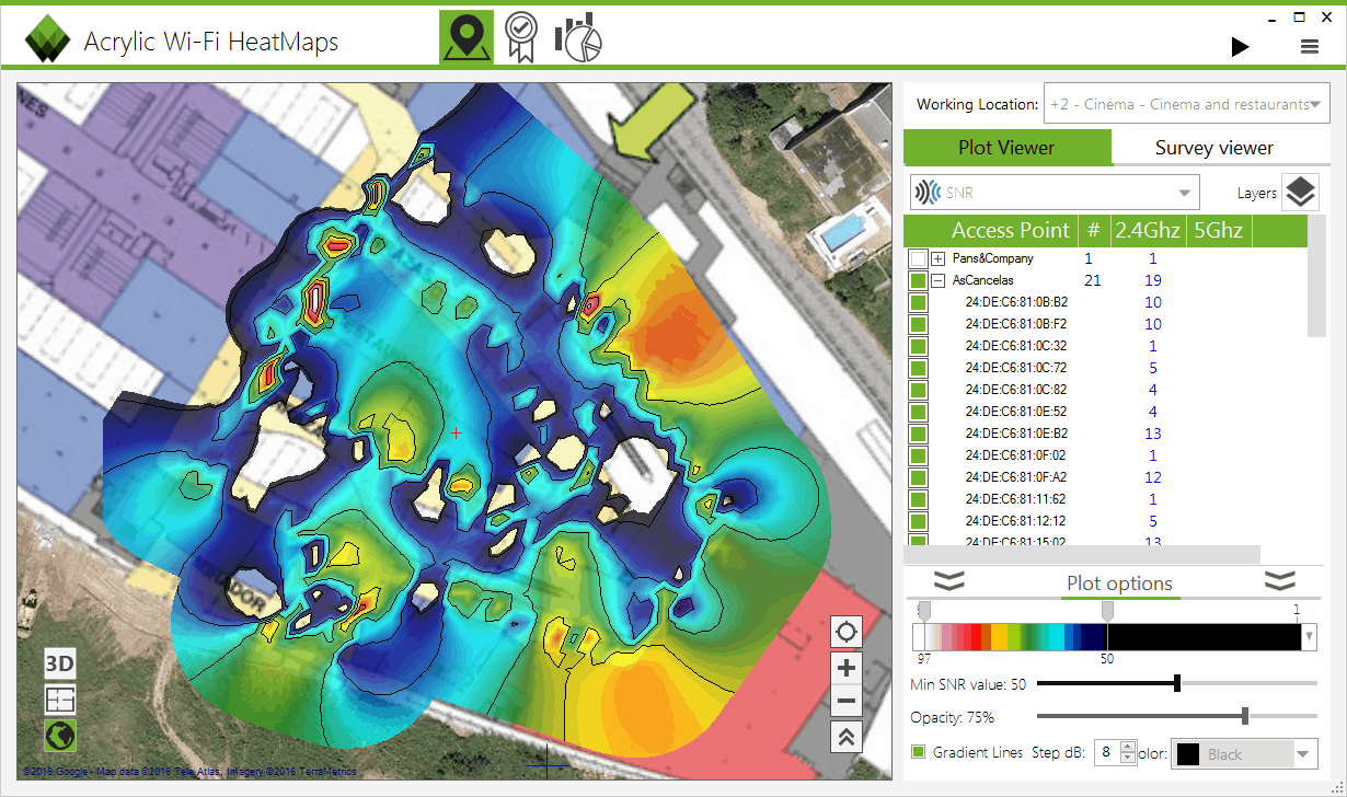 Best Wifi Heat Map Tools and Software for Mapping your Wireless