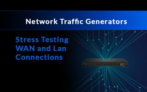 network traffic generator lan and wan