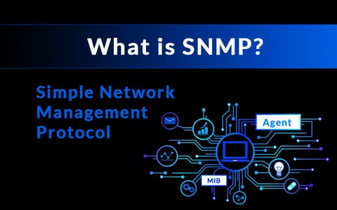 SNMP - Simple Network Management Protocol explanation and Tutorial
