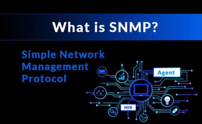 Simple Network Management Protocol - What is SNMP & How Does