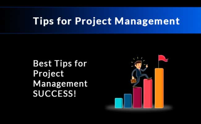 tips for project management success